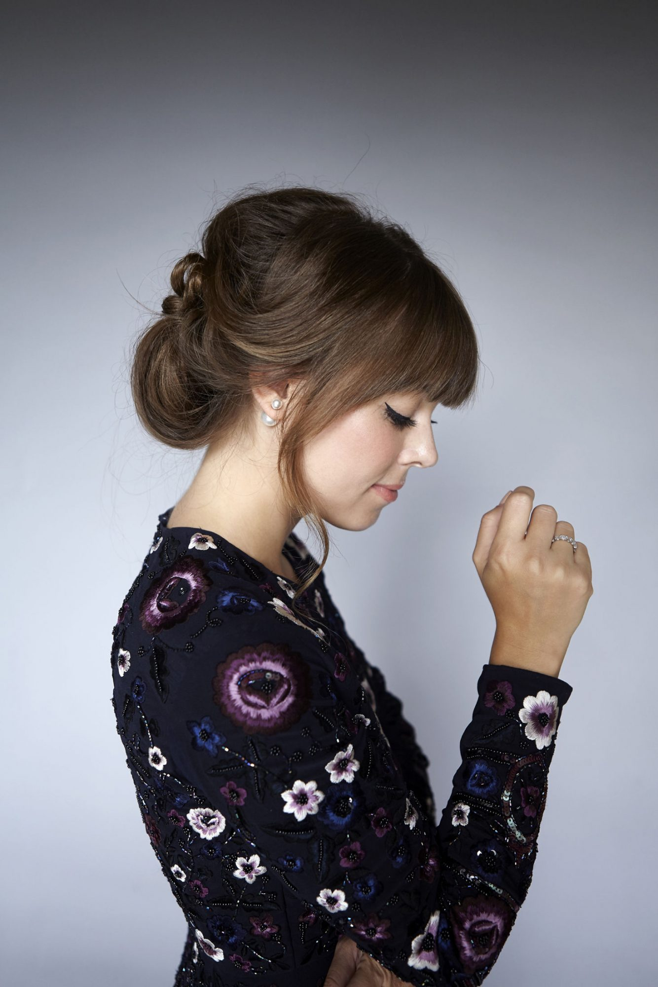 The Effortless Chignon