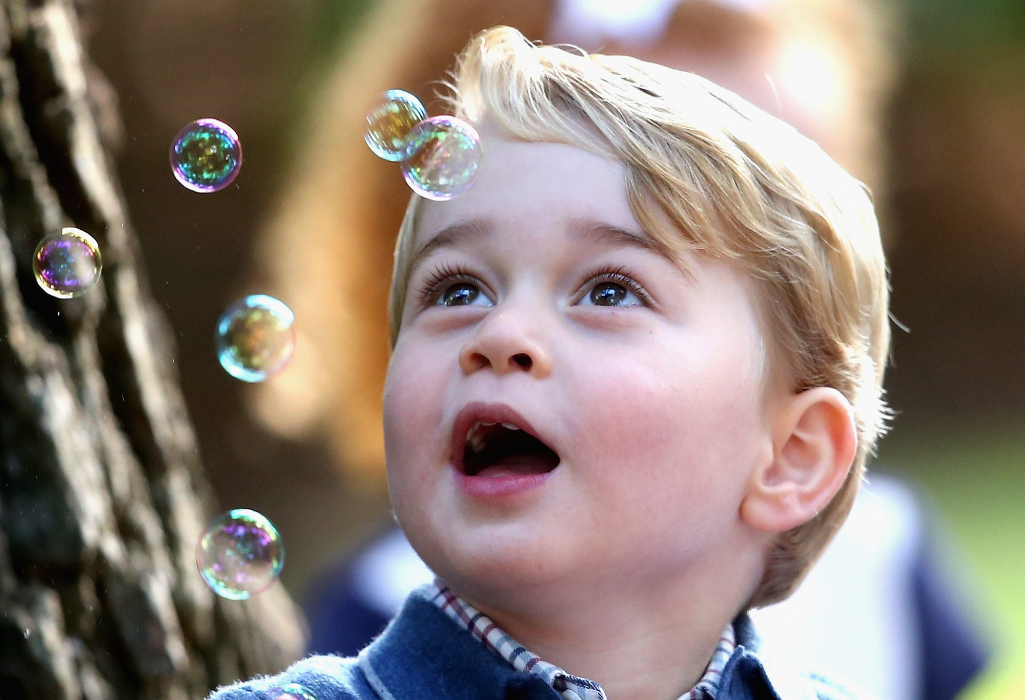 Our Prince Charming! 15 Adorable Photos of George True Wonder
