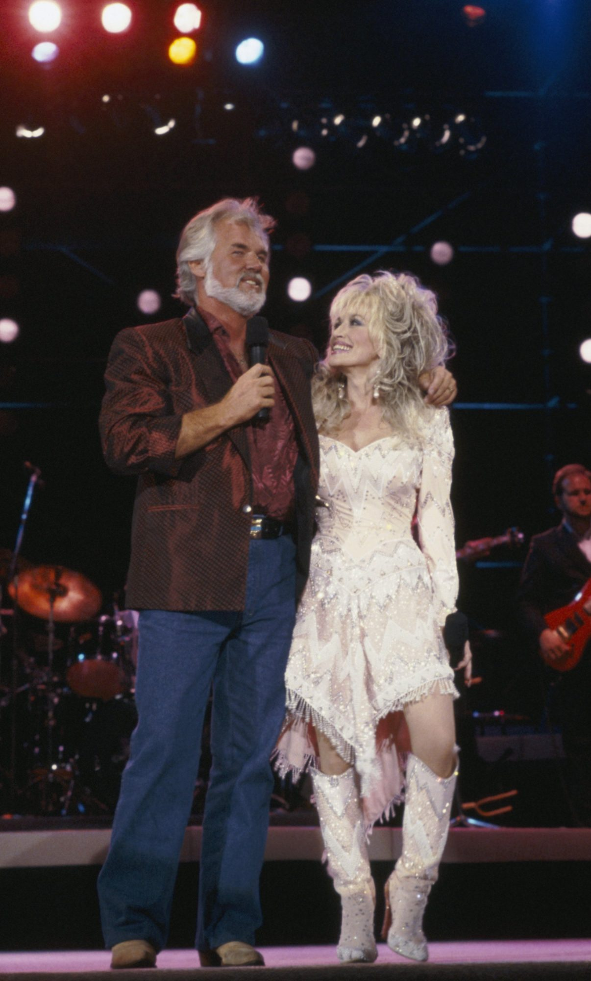 Unforgettable Country Music Duets Dolly Parton and Kenny Rogers