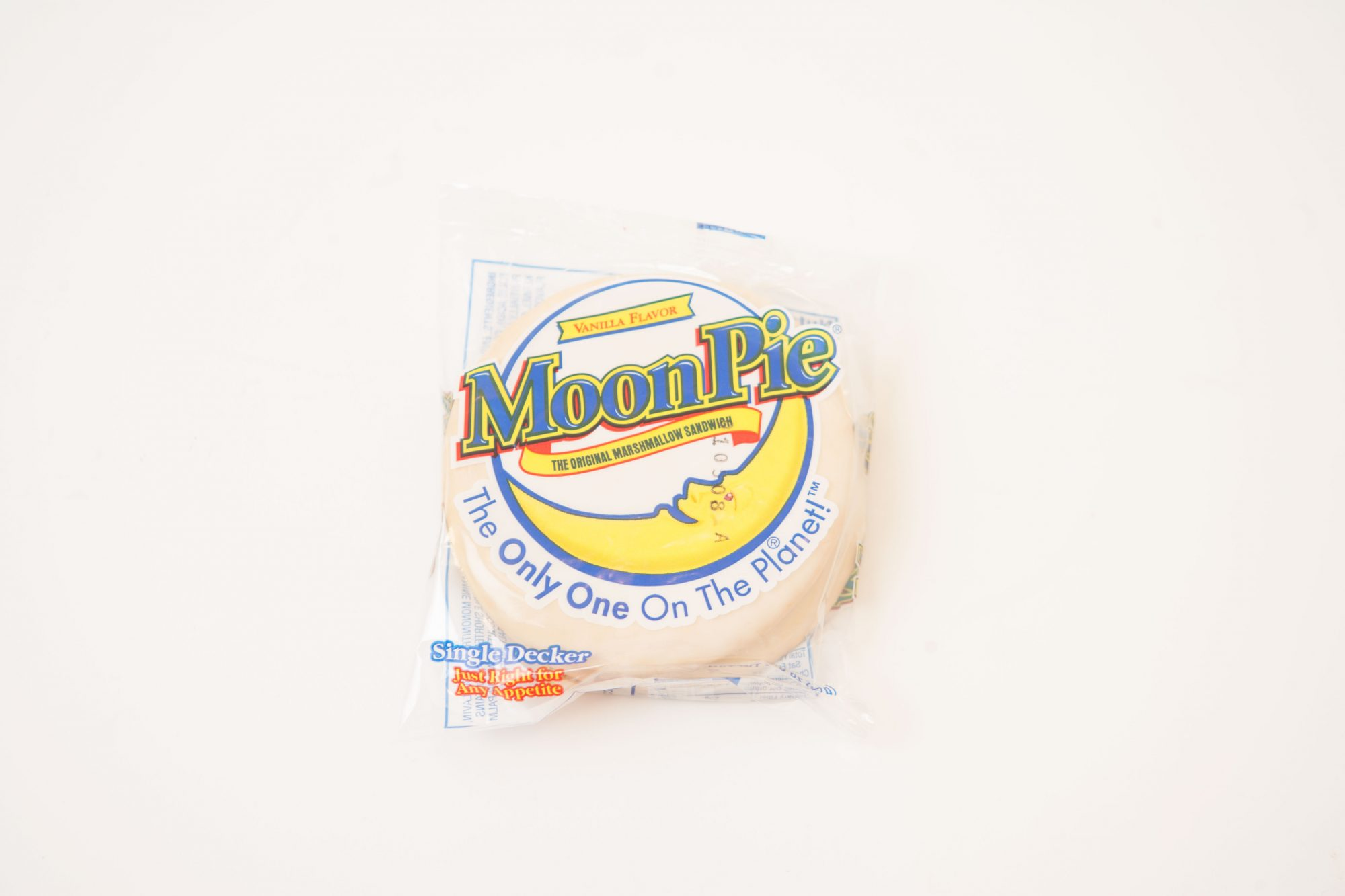 Vanilla Moonpies