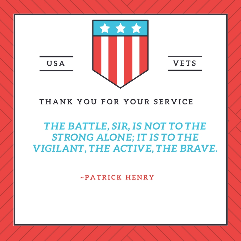 Veteran's Day Quotes
