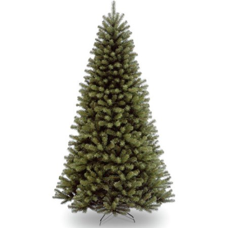 Beautiful Artificial Christmas Trees Unlit