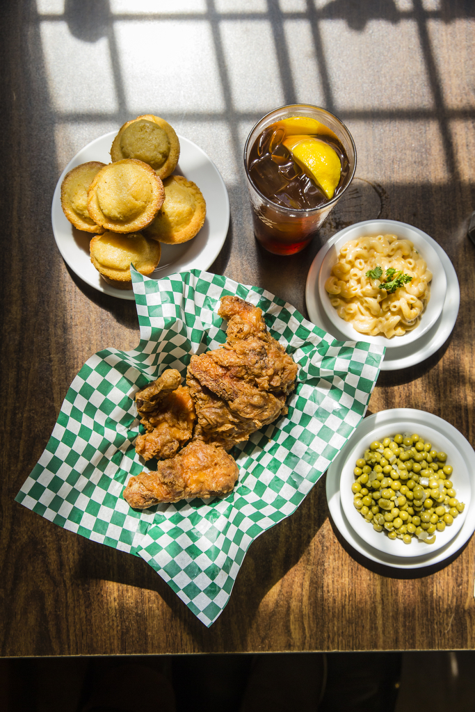 Willie Mae's Scotch House in New Orleans