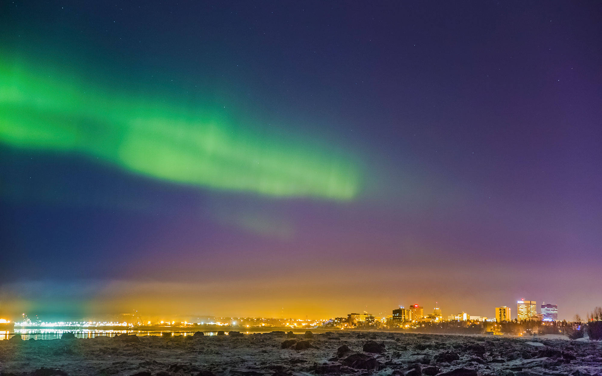 America's best cities for winter travel: Anchorage