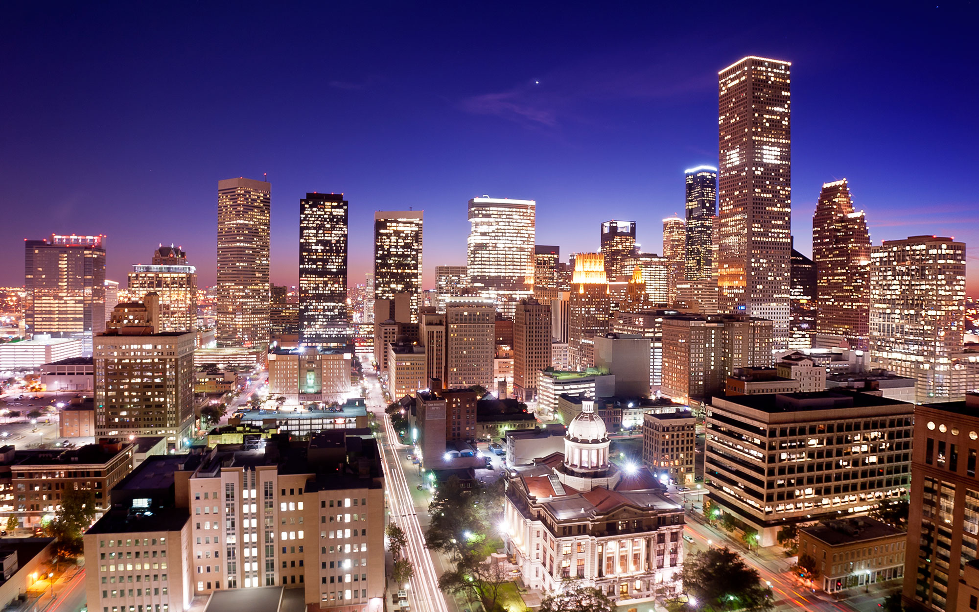 America's best cities for winter travel: Houston