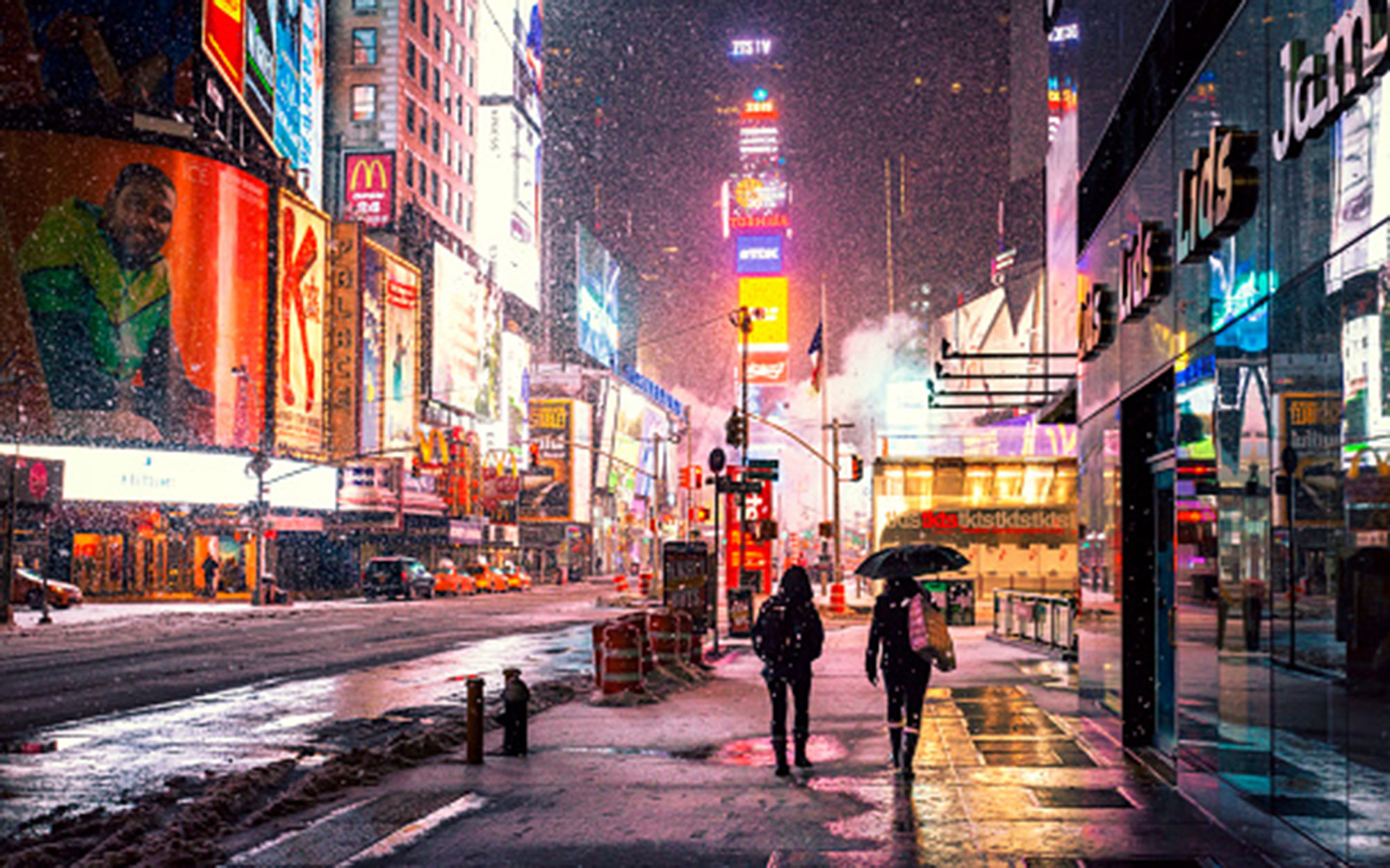 America's best cities for winter travel: New York City