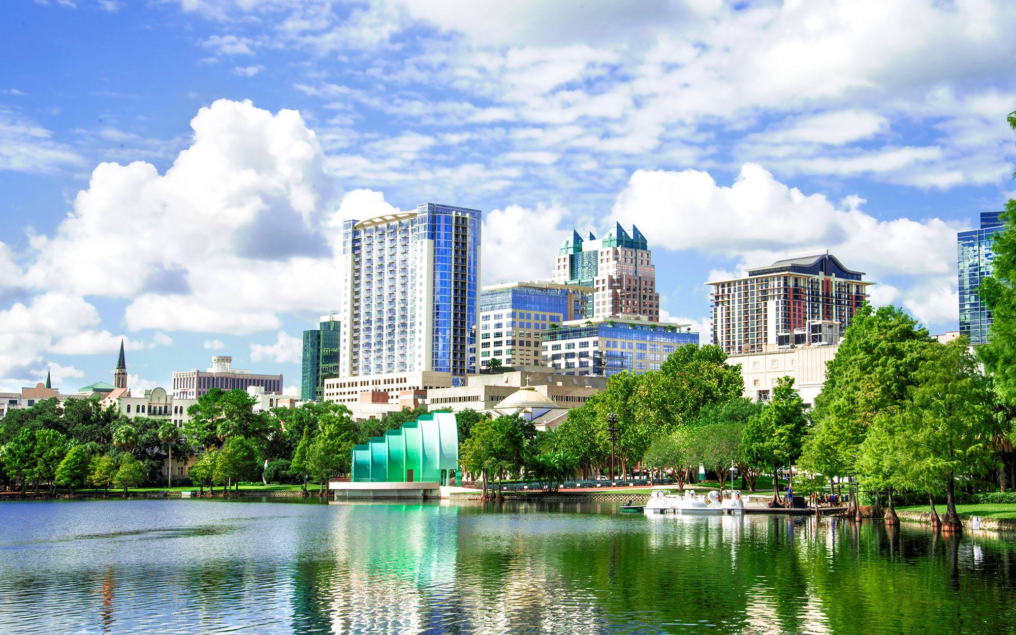 America's best cities for winter travel: Orlando