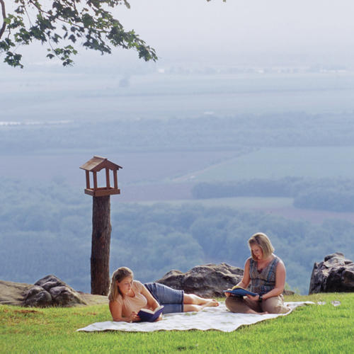 Healthy Outdoors: Relax on a Mountaintop