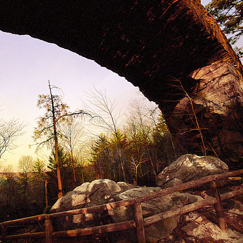 Kentucky's Natural Arches