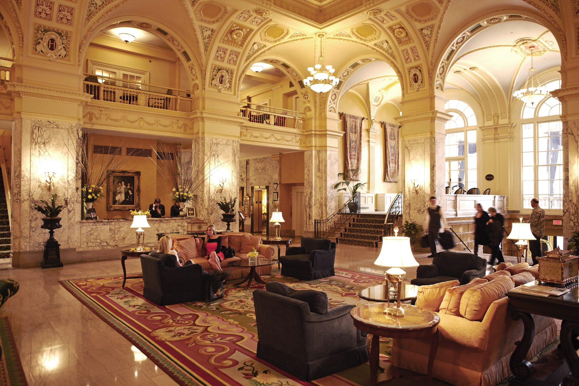 9. The Hermitage Hotel