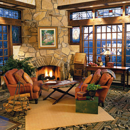 Coziest Fireplaces