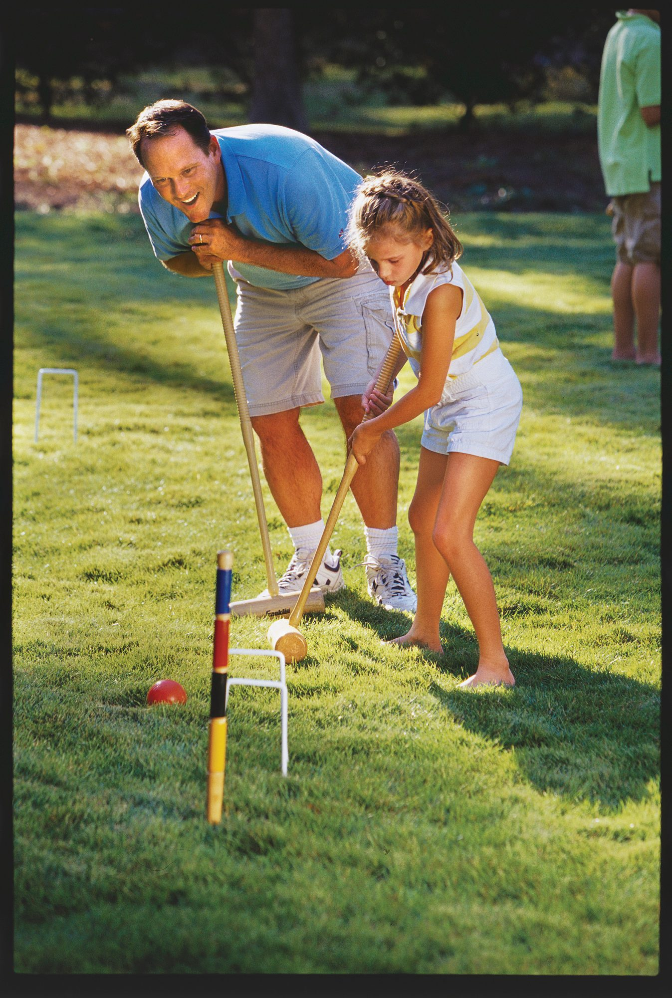 Get Fit with Family Games