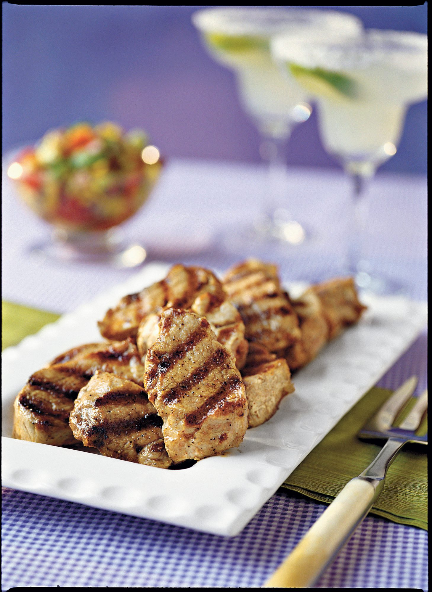 "[RECIPE_LINK ""1041981"" ""Margarita Pork Tenderloin""]"