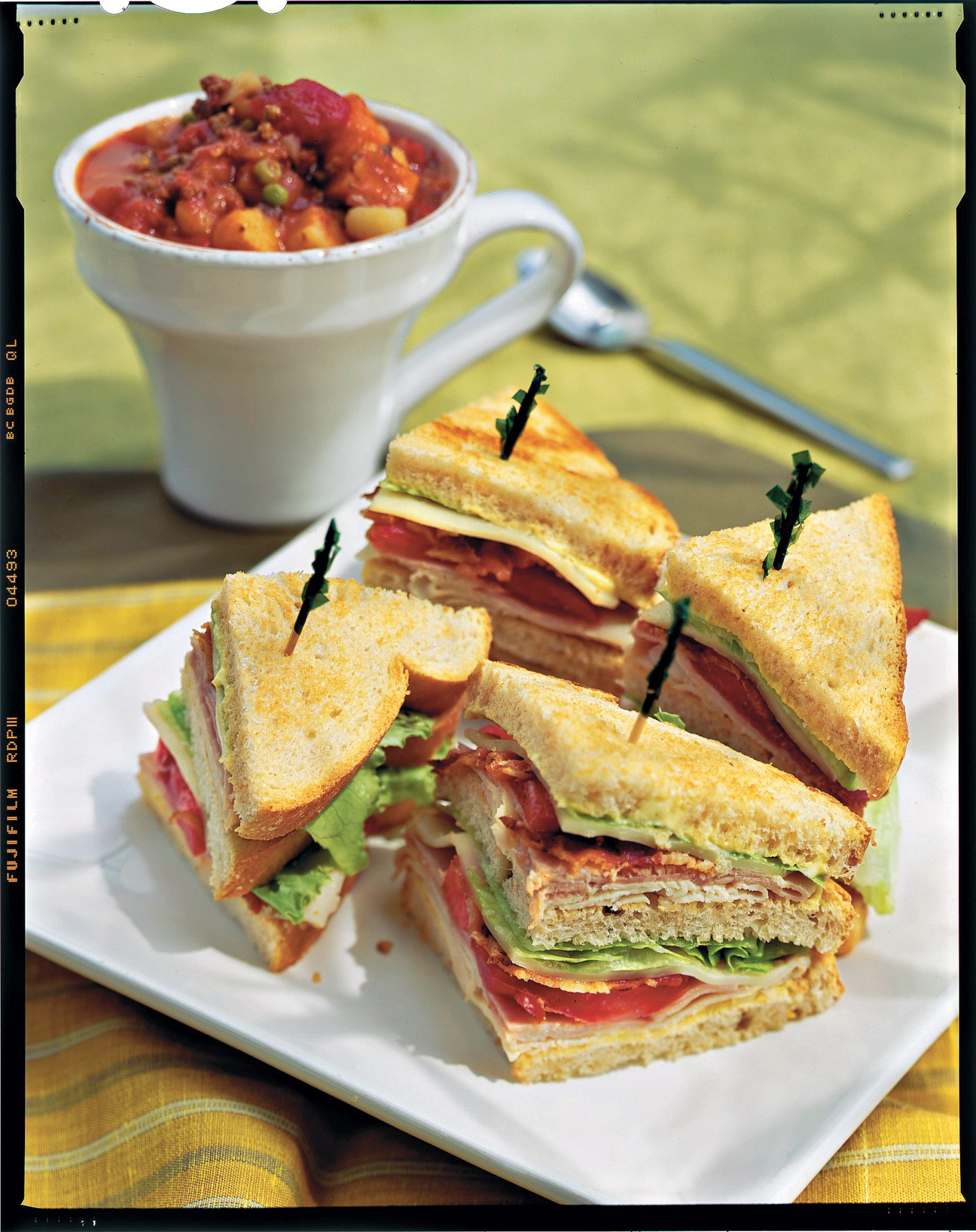 Quick & Easy: Soup and Sandwiches