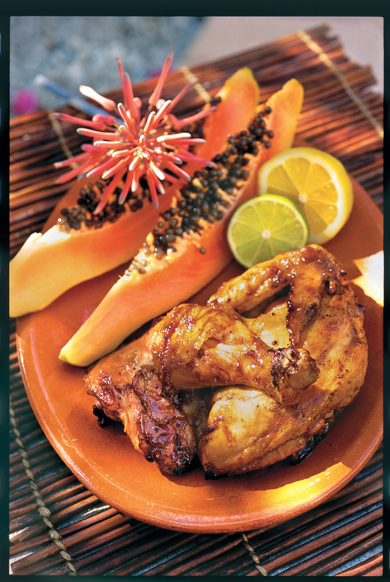 Holiday Menu from the Caribbean