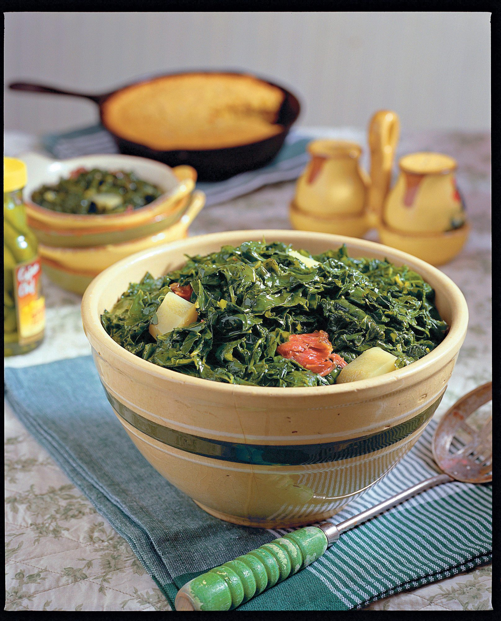 Southern Turnip Greens