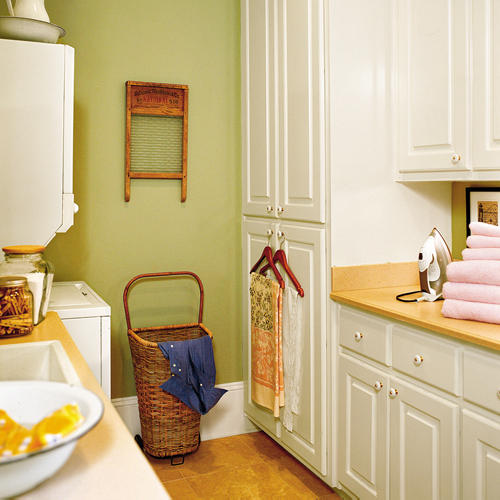 Neat Ideas for the Laundry Room