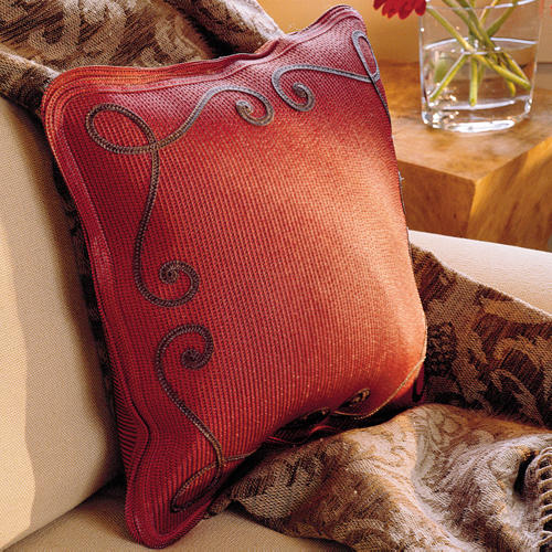 Make Pillows From Place Mats