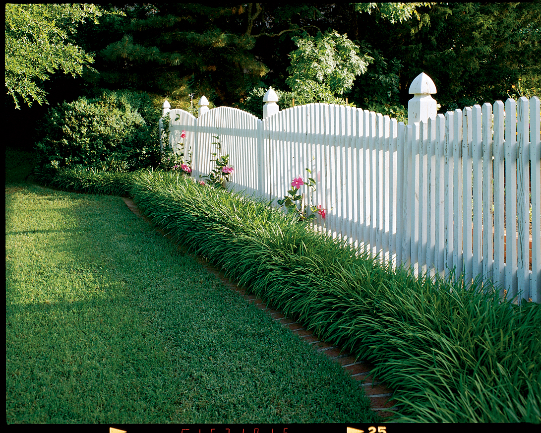 Don't Fence Yourself In