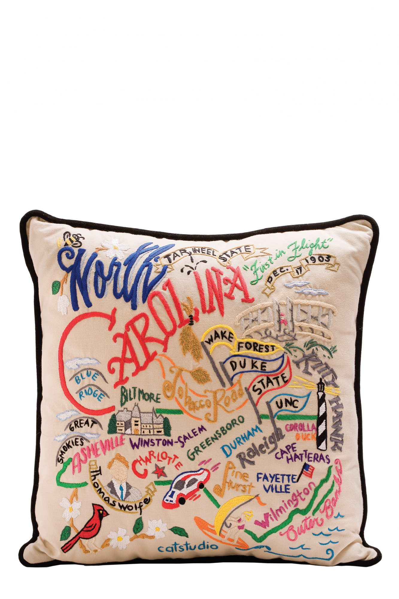 State Themed Pillows