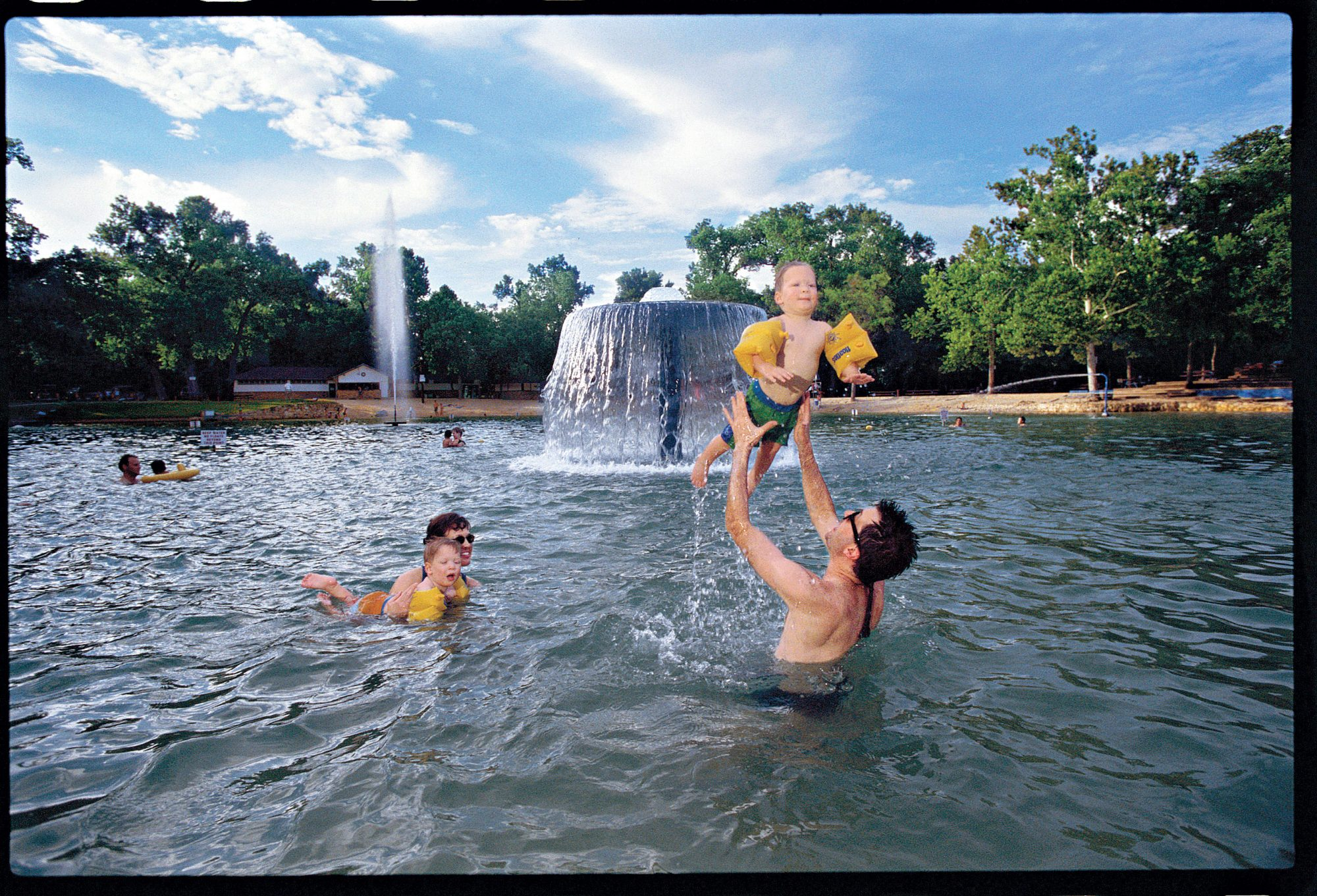 Cool Off in Fort Worth