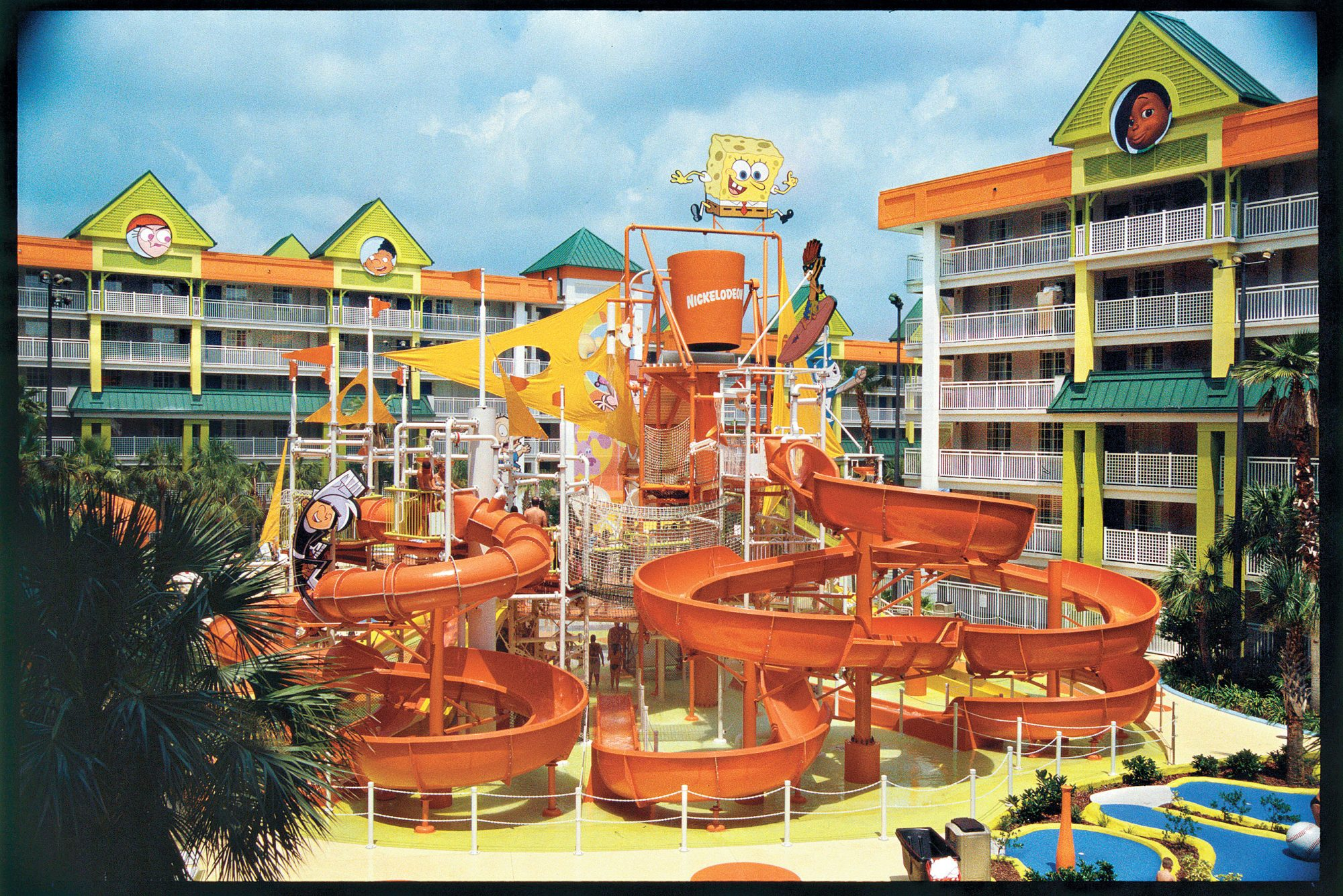 Family Favorite: Nickelodeon Suites Resort