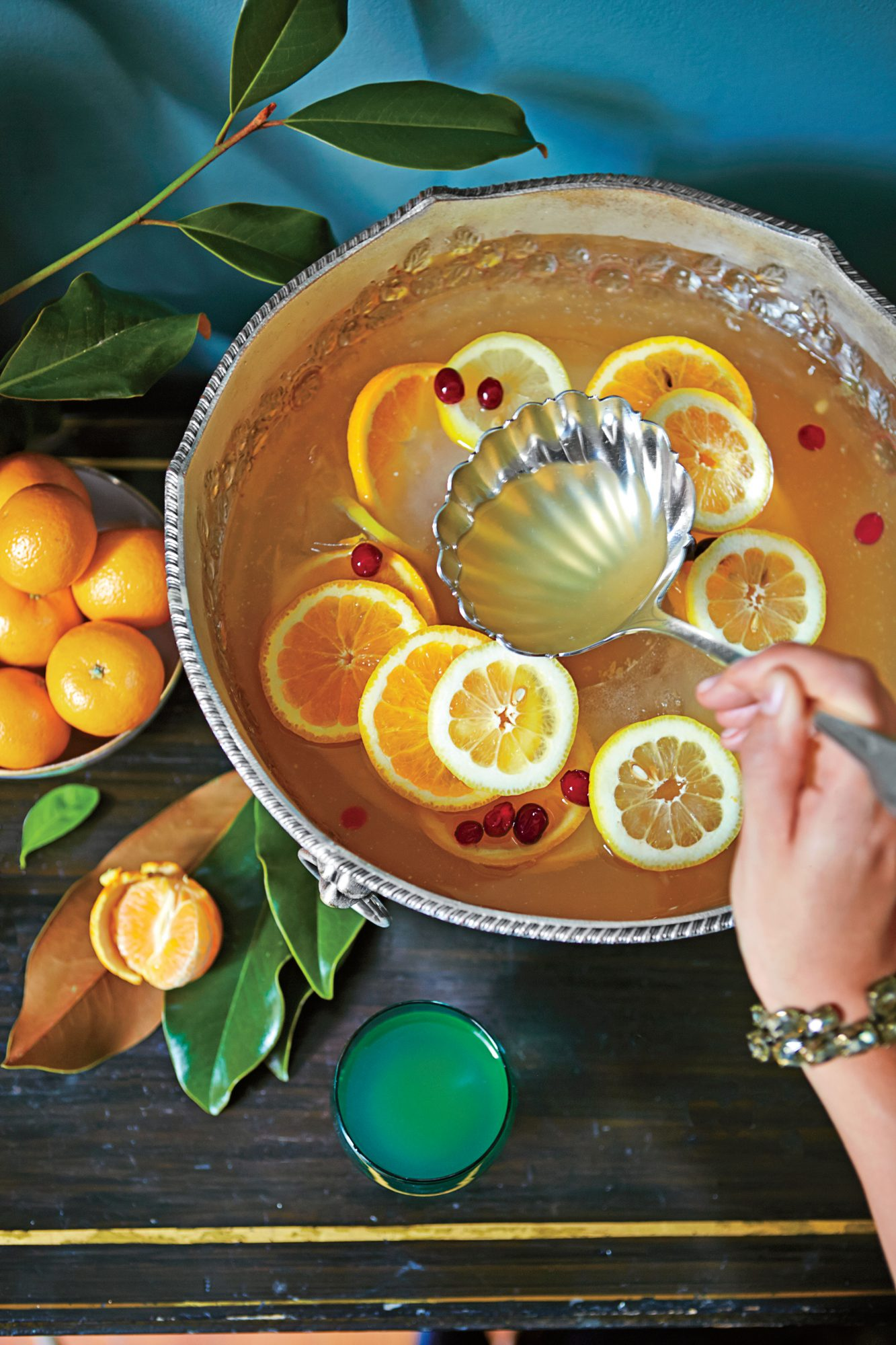 Montgomery Punch Recipe Julia Reed