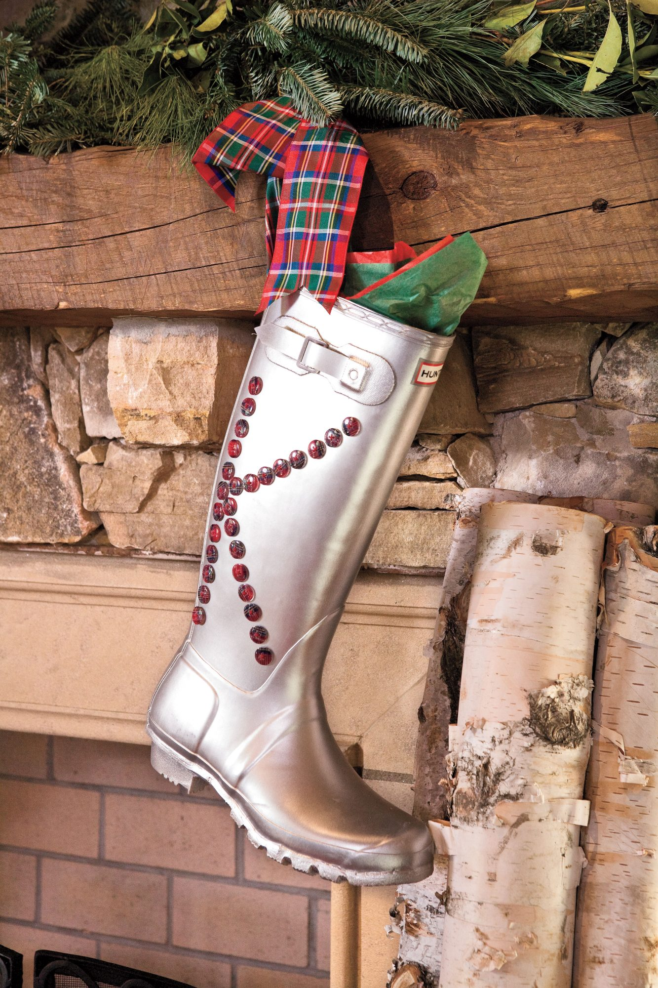 Rubber Boot Stockings