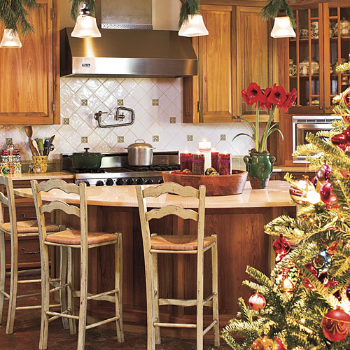 Festive Kitchen