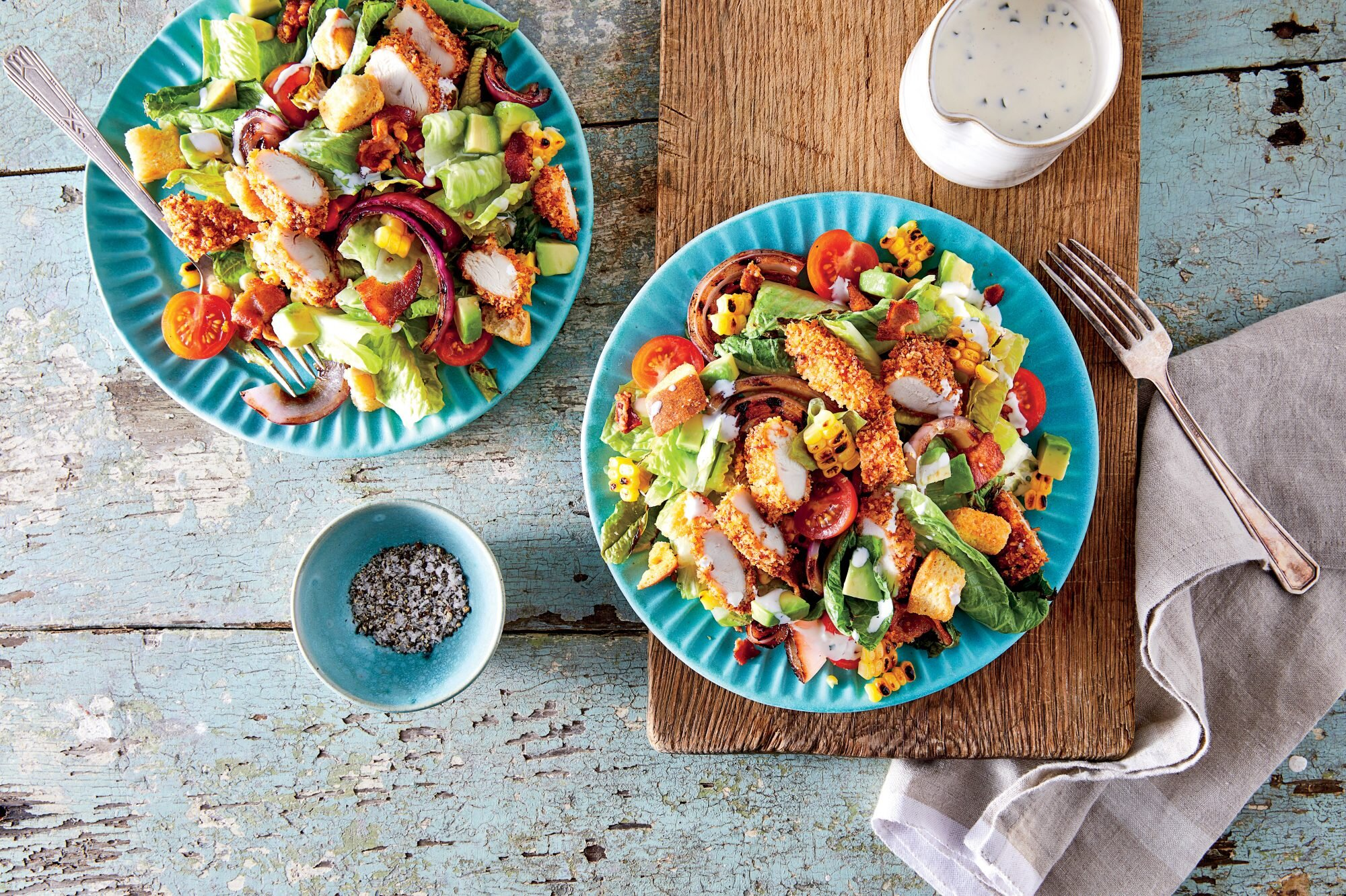 Quick Fix Salads To Serve For Delicious Weeknight Suppers