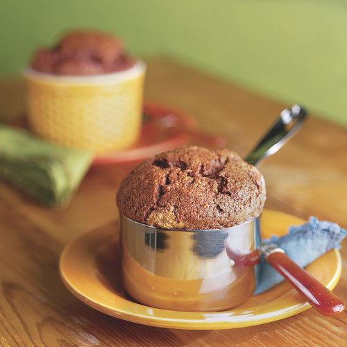 So-Easy Chocolate Souffles