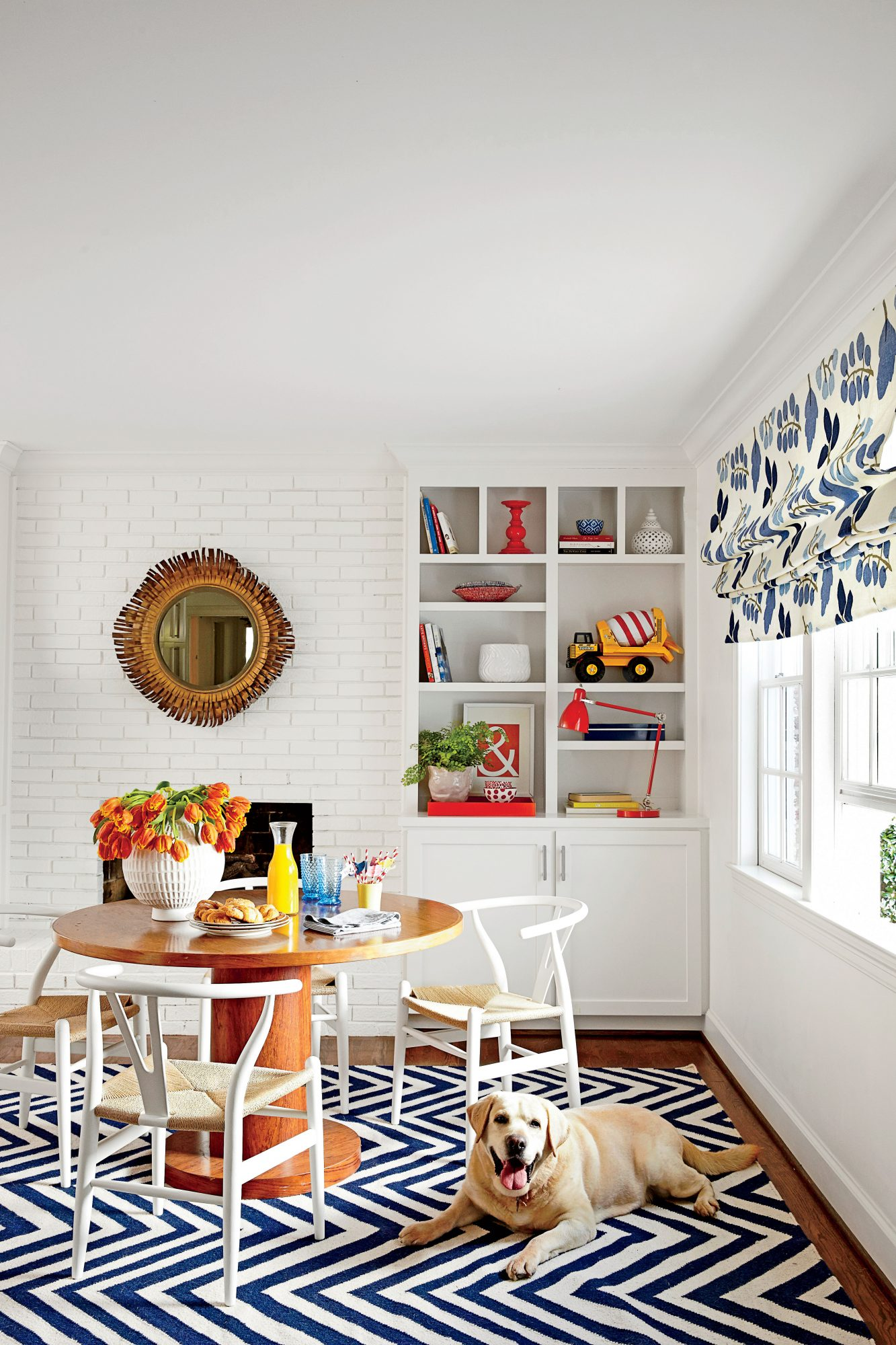 After: Family-Friendly Breakfast Area