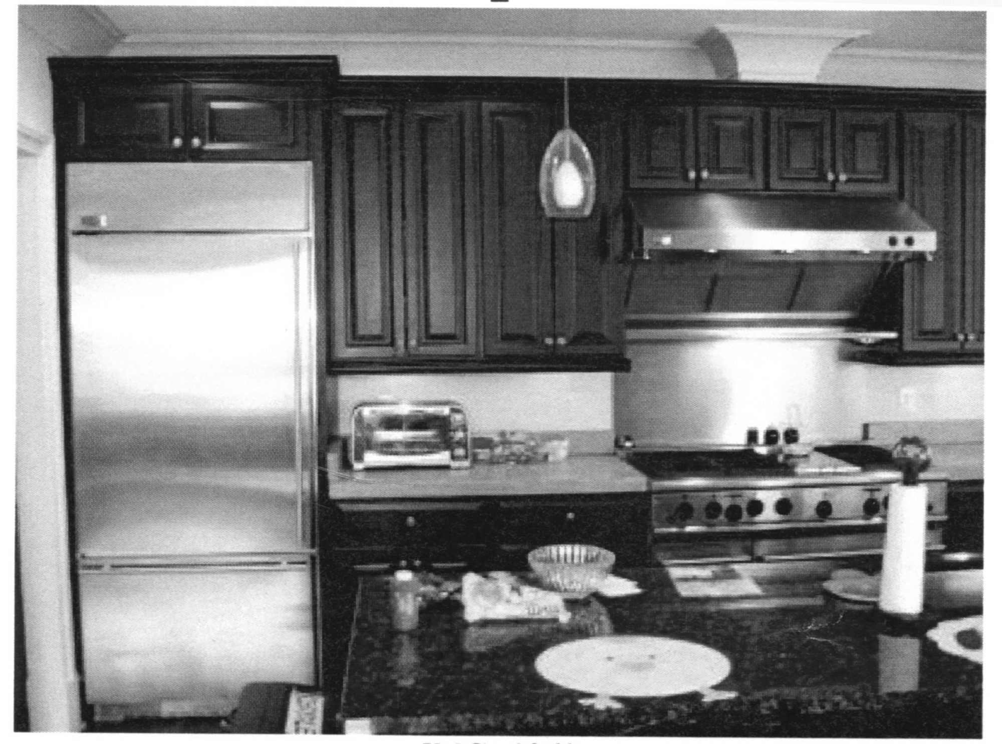Before: Cohesive Update Kitchen