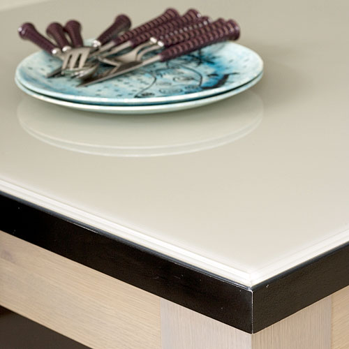 Glass Table Surface