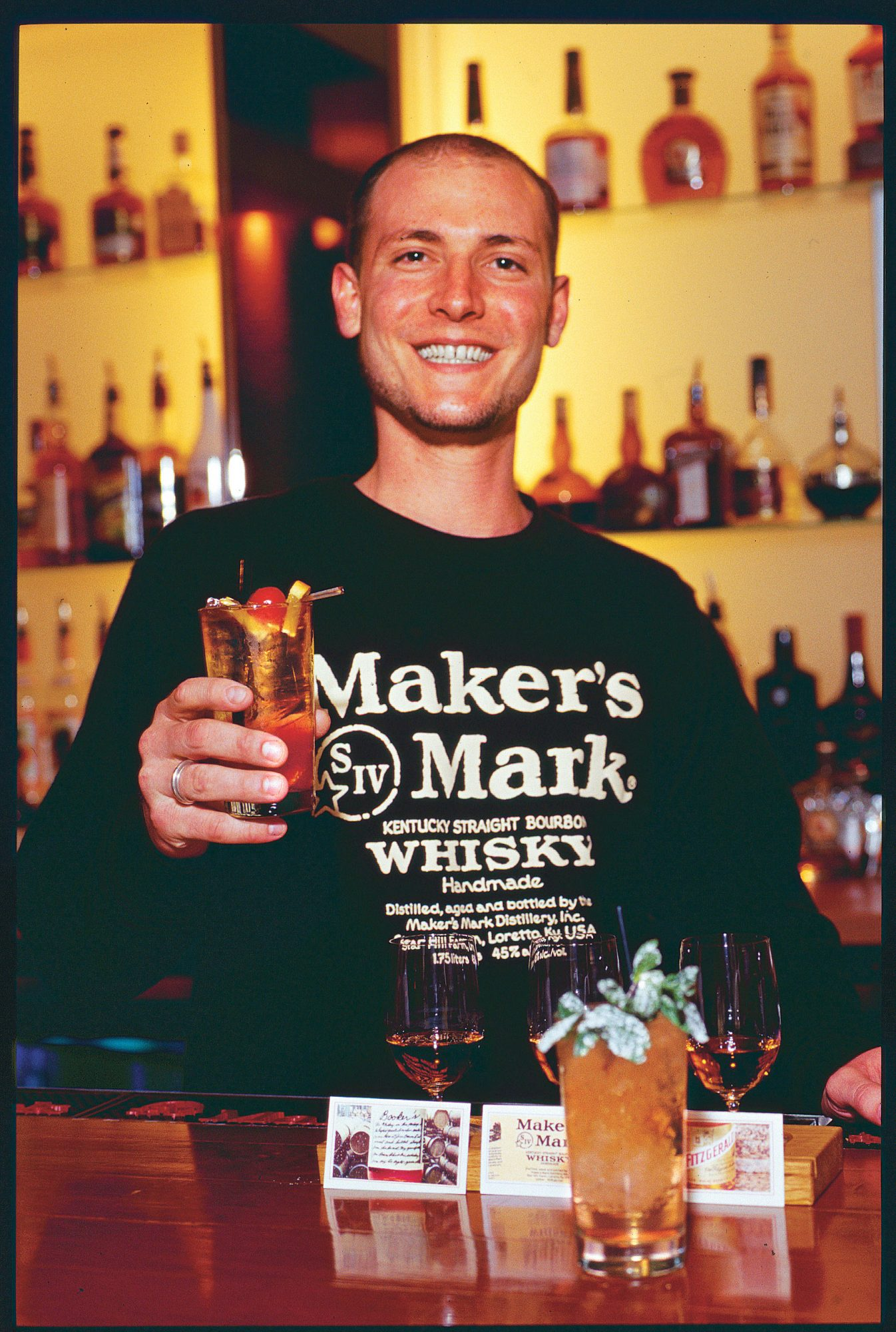 Maker's Mark Bourbon House