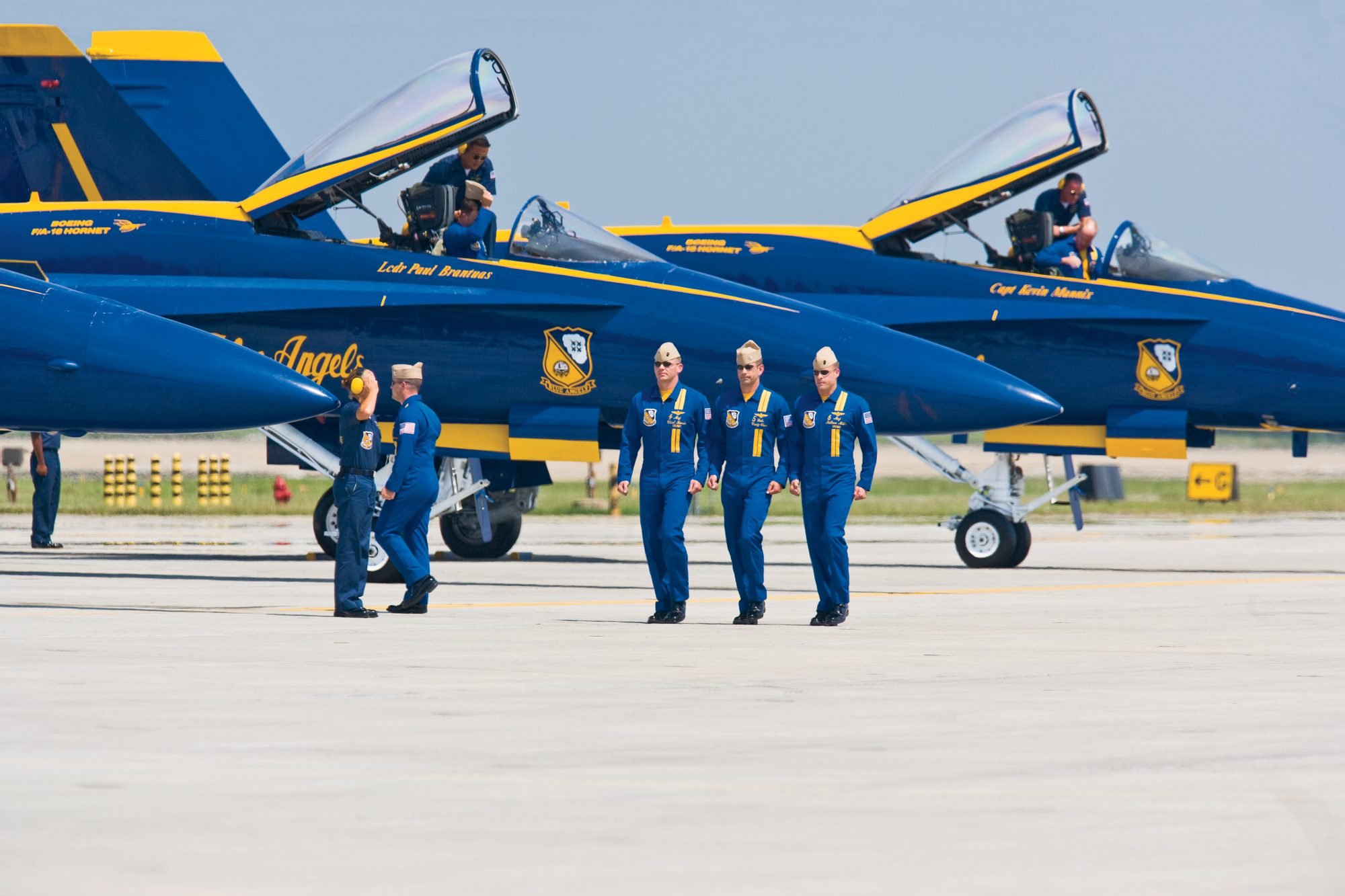 8: Watch the Blue Angels Soar