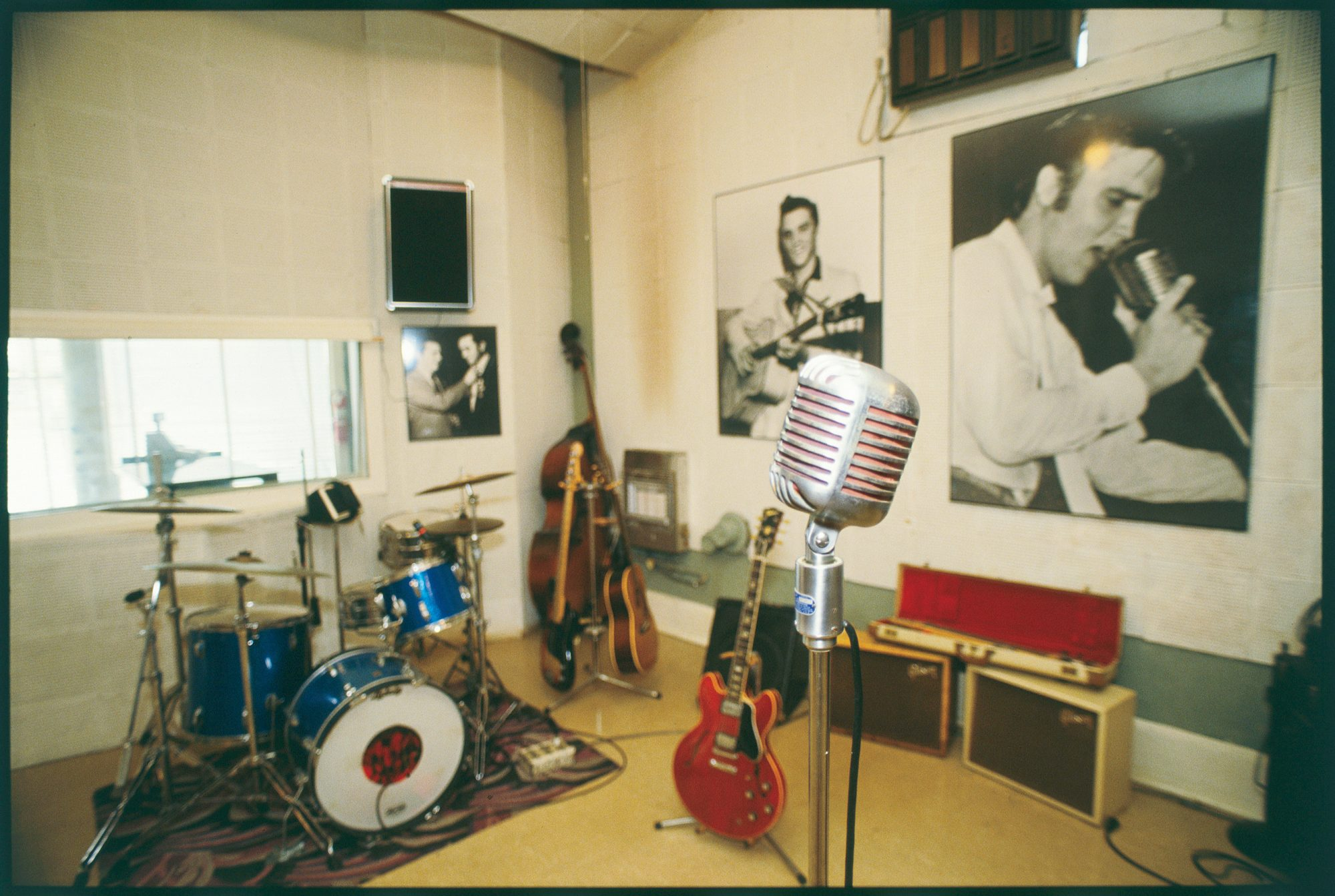 2: Soak in Sun Studio
