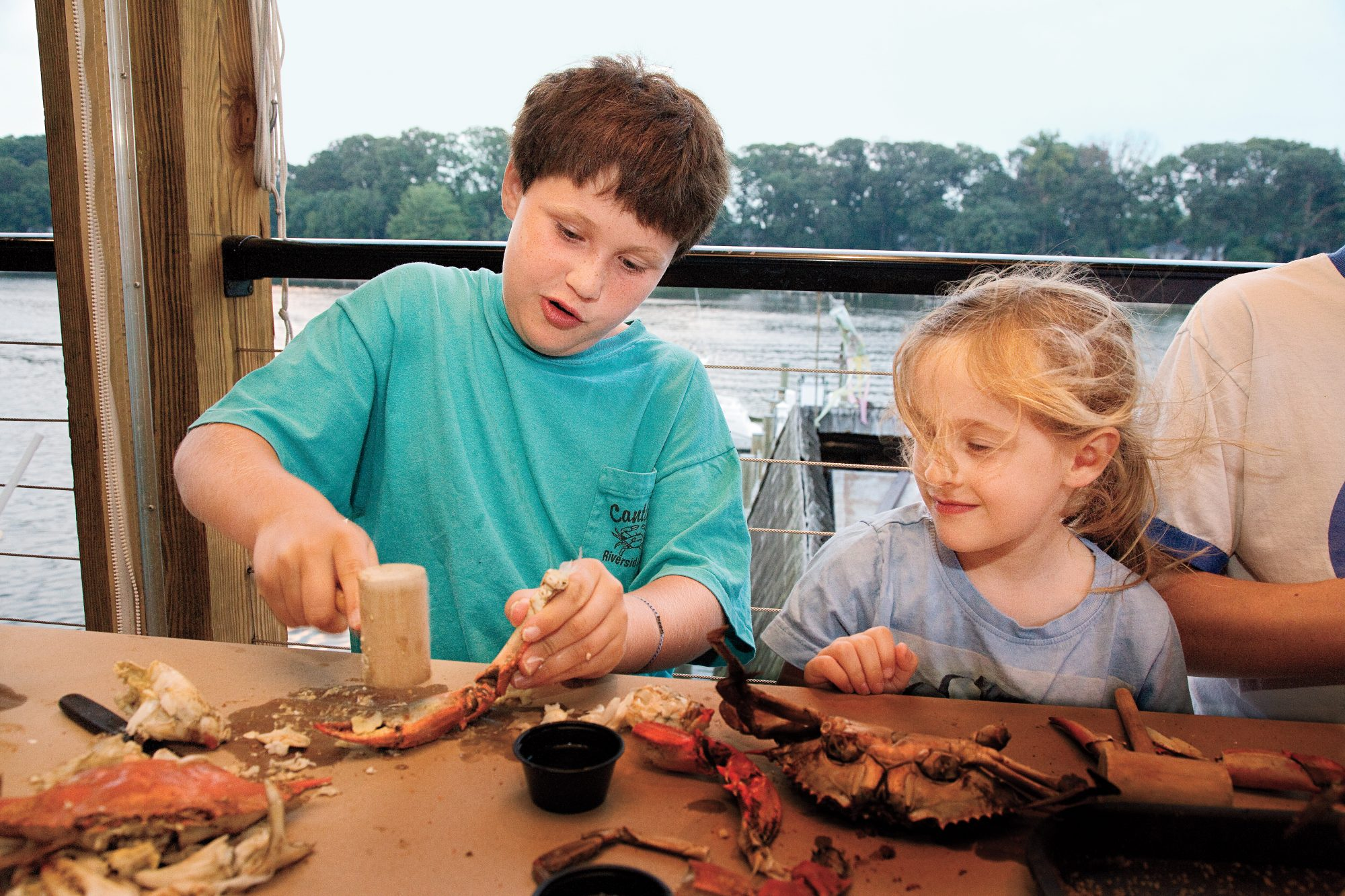 3: Visit an Authentic Crab Shack