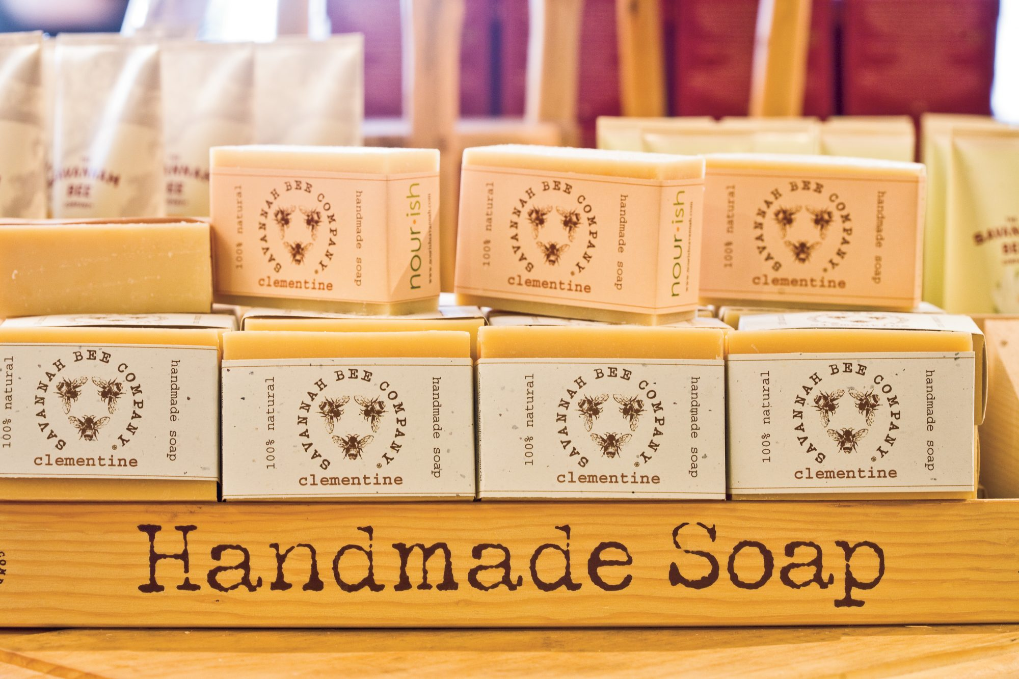 Savannah Bee Company Honey Soap