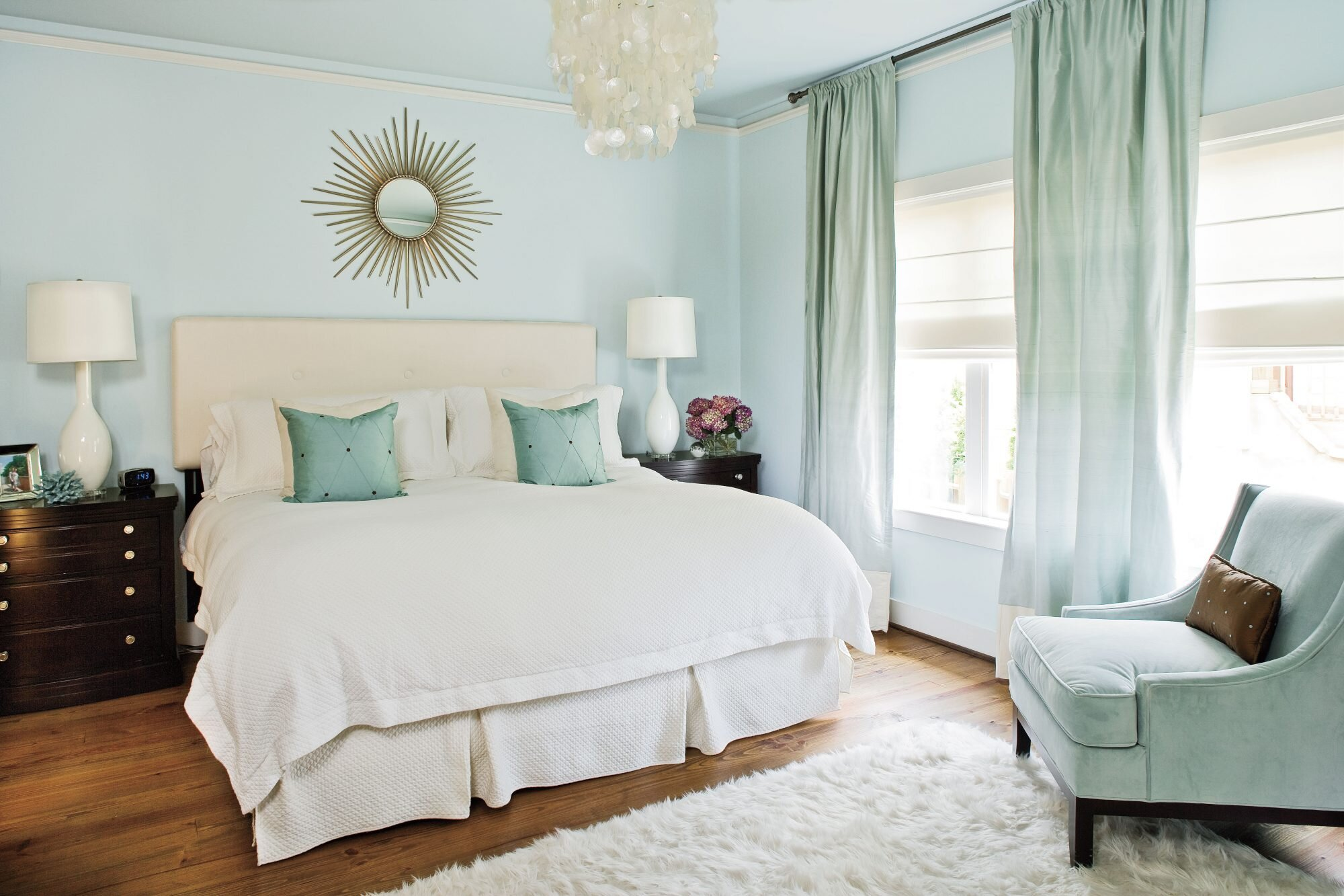 Design Ideas For Master Bedrooms And Bathrooms Southern Living