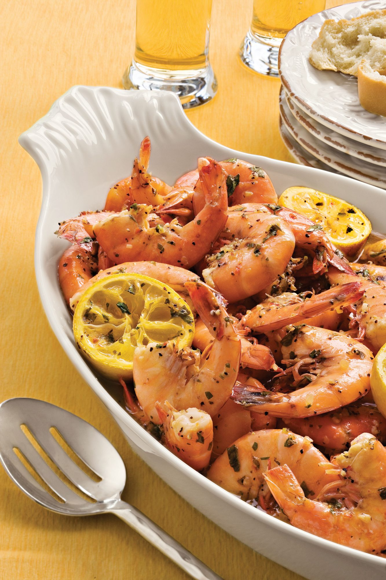Easy, Healthy Seafood Recipes: Beach Shrimp