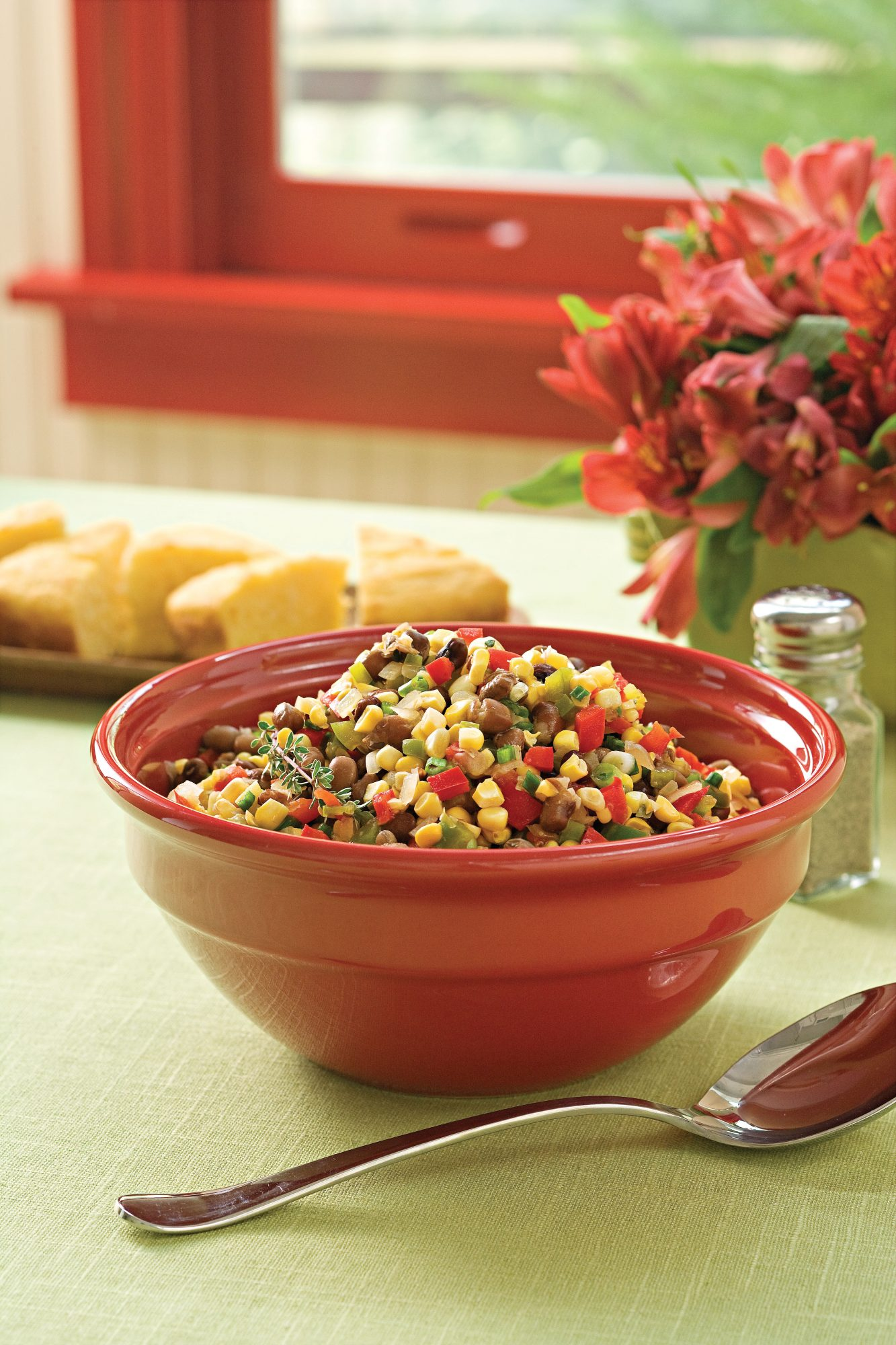 Crowder Pea Succotash Recipes