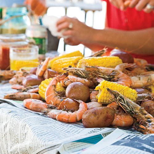 Southern Shrimp Boil Party Music Playlist