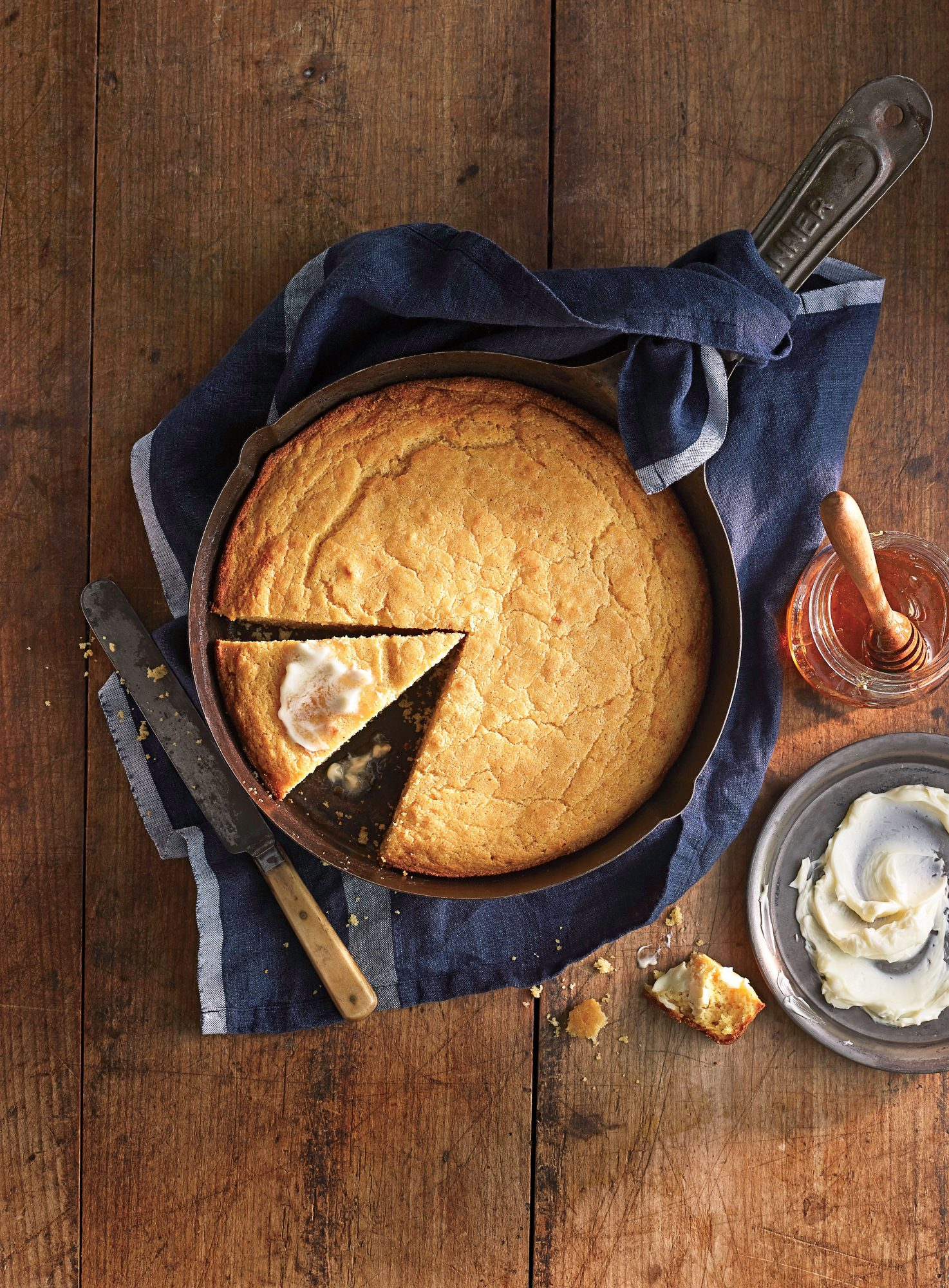 Ben Mim's Perfect Cornbread Recipe