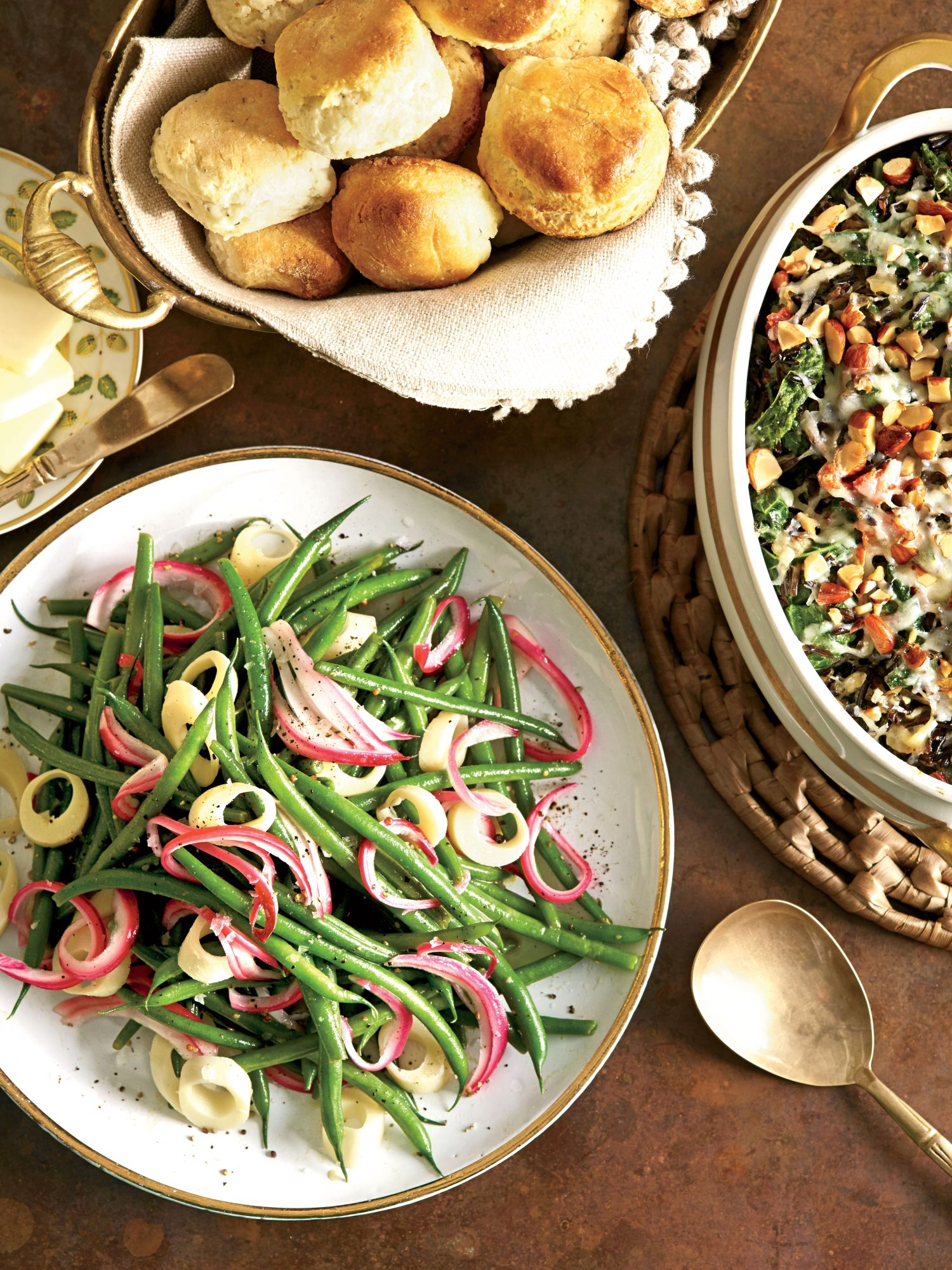 Green Bean Salad with Hearts of Palm Recipe