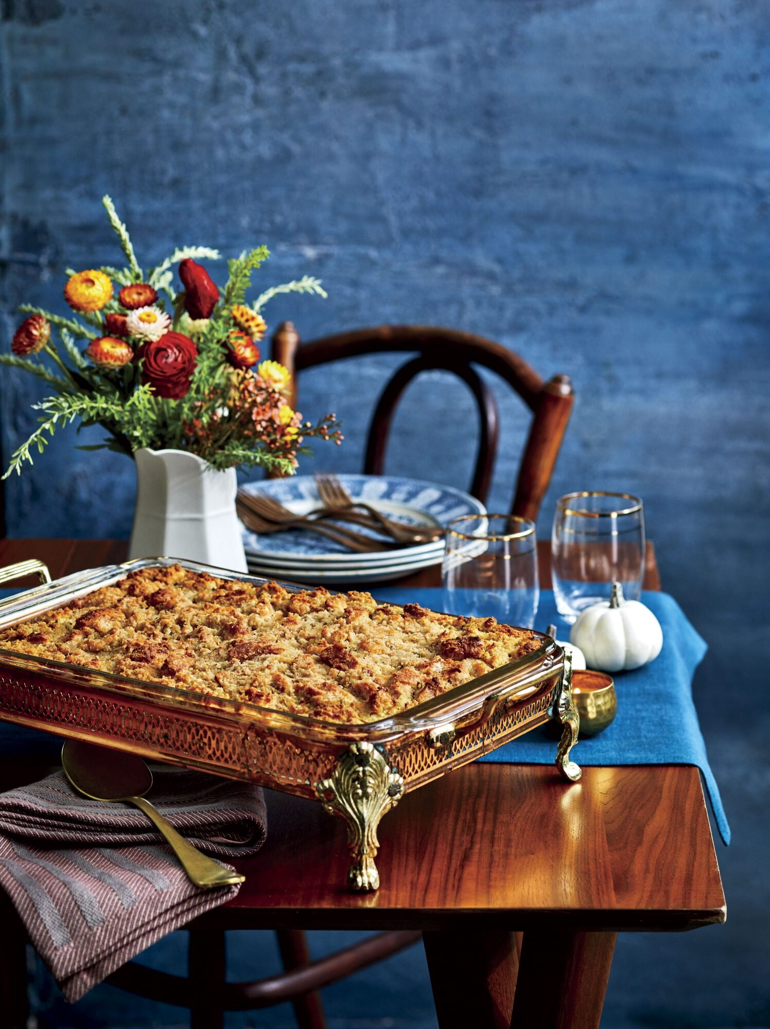 Aunt Grace S Best Cornbread Dressing Recipe Southern Living