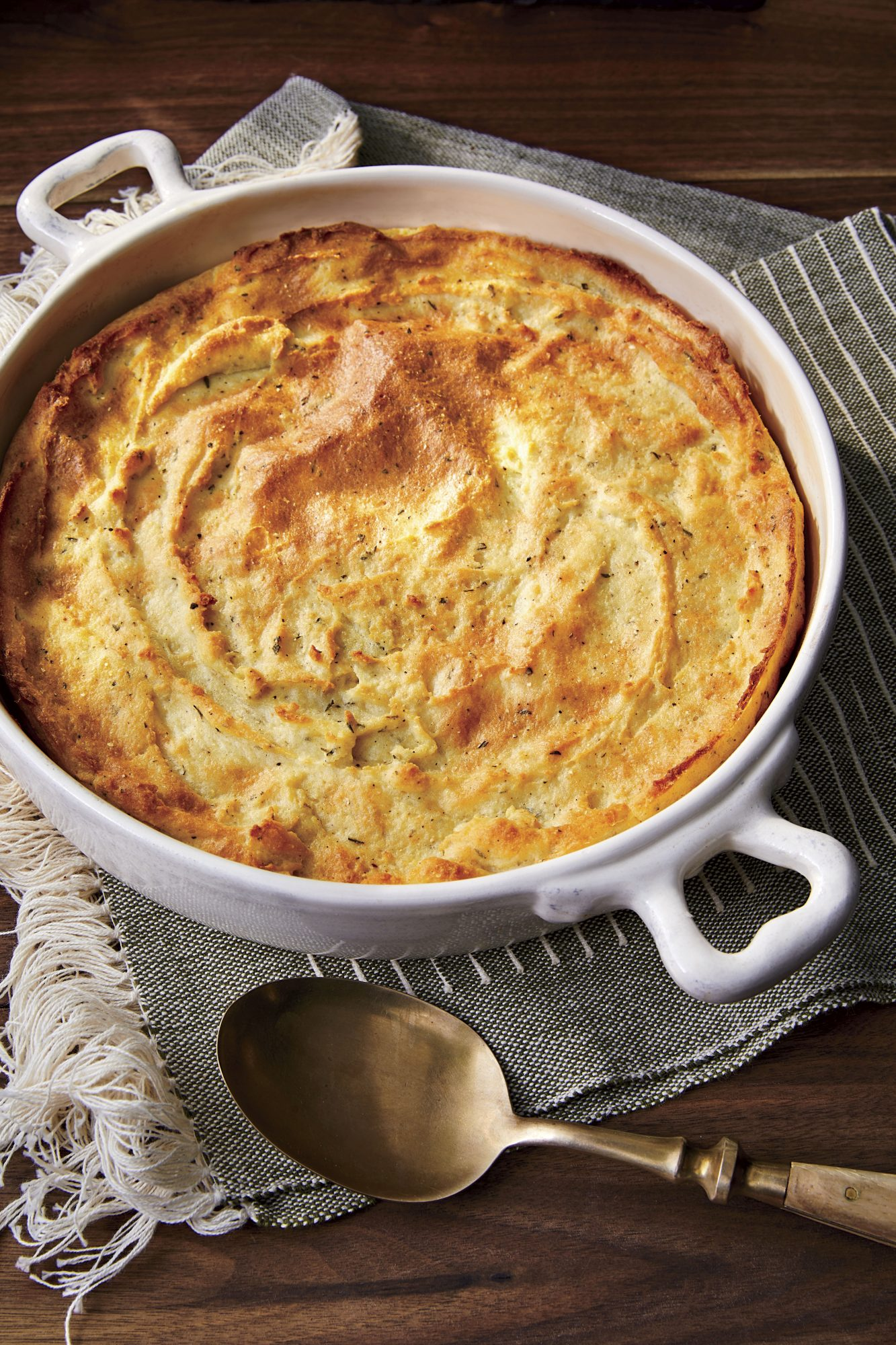 Buttermilk Spoon Bread