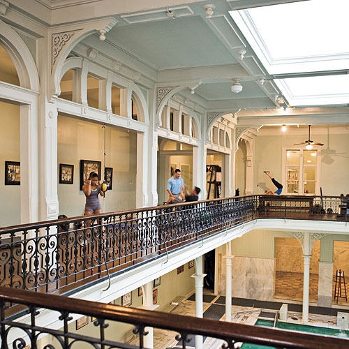 New Orleans Vacations: New Orleans Athletic Club