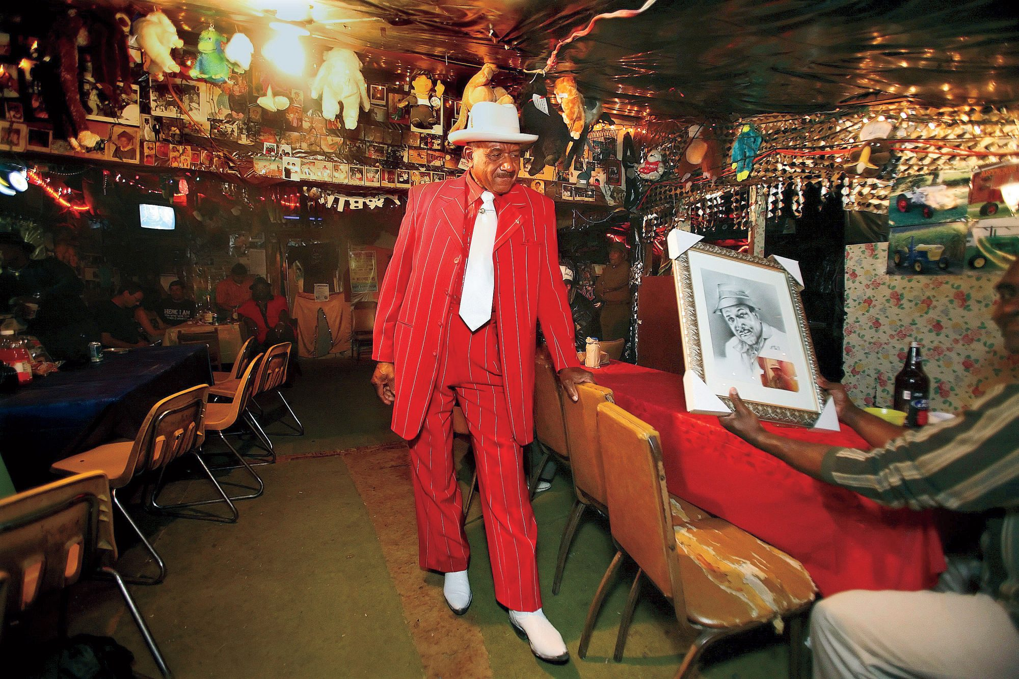 Blues Highway: Willie Seaberry of Po Monkey's
