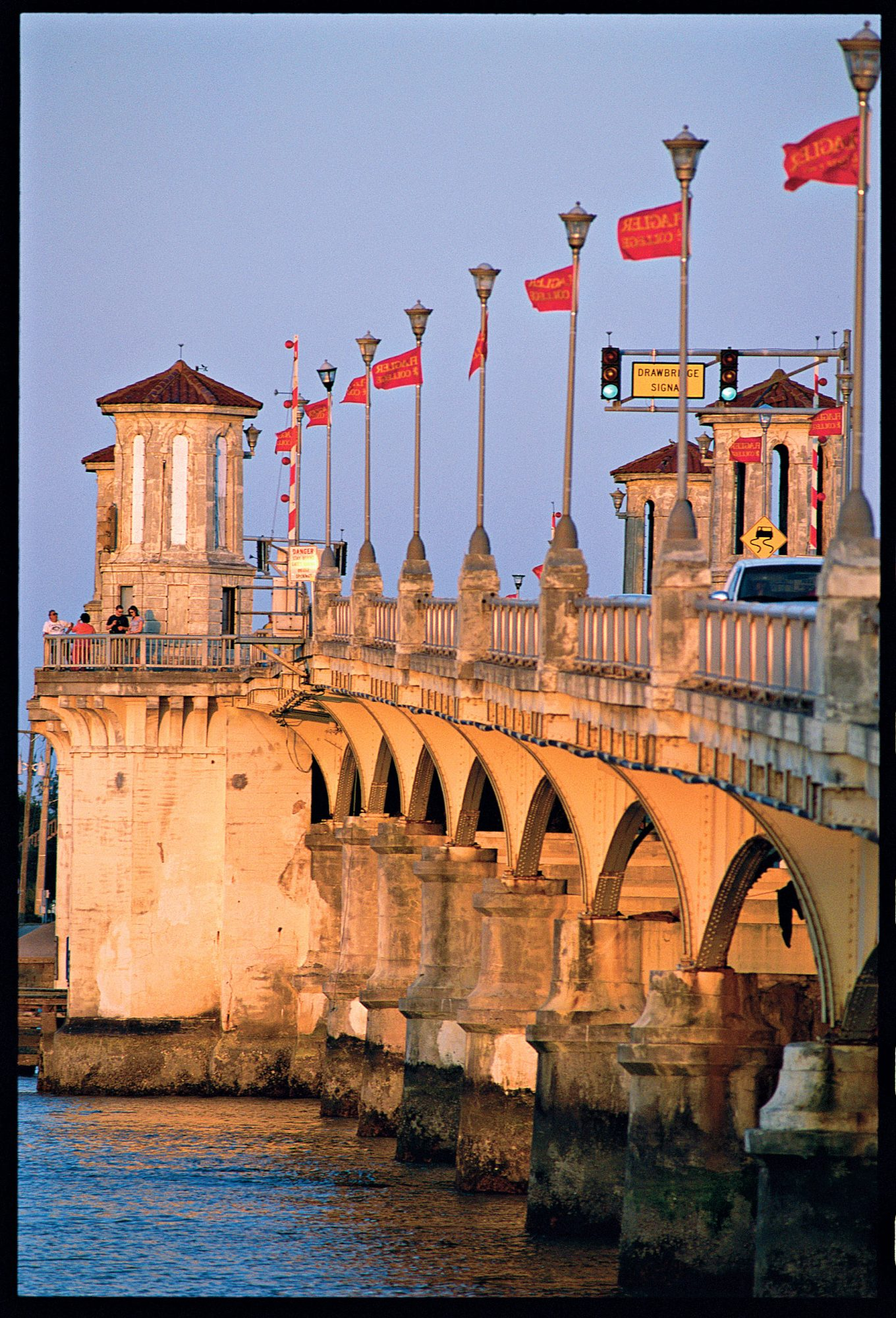 Bridge of Lions, St. Augustine, Florida